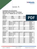 1315956G en Mercedes Benz E-Klasse W212 S212 CLS218
