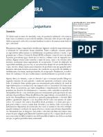 Visão Conjuntura IPEA