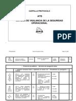 MINA Protocolo de Auditoria Y ATS Servicios Transito Aereo