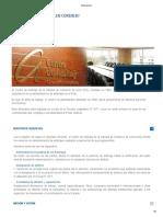 Camara Comercio de Lima Costos Arbitrales