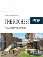 THE ROCHESTER Fit Out Brief