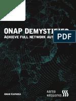 ONAP Demystified Aarna Networks Online