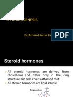 Steroid o Genesis