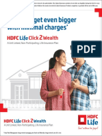 HDFC investment plans
