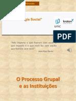 Aula de Psicologia Social