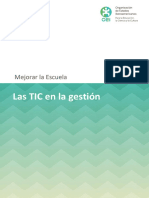 1.-Las TIC en La-gestion Hacer Escuela