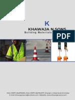 Khawaja n Sons (Catalogue)