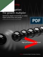 Accenture Strategy Digital Disruption Growth Multiplier Brazil
