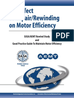 Effect of Repair Rewinding on Motor Efficiency_Optimised