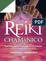 Reiki Chamanico_ Nuevas Formas - Llyn Roberts y Robert Levy