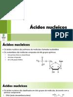 Bioquímica - Aula 09 - Ácidos Nucleicos