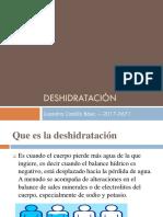 Deshidratación.pptx
