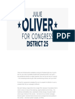 Julie Oliver for Congress - TX-25 - My Inbox Gets as Flooded as Yours.