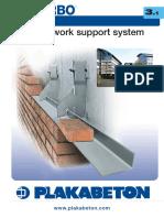 Korbo_GB Brickwork Support System