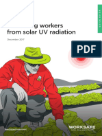 WKS 5 Workrelatedhealth Protecting Workers From Solar Uv Radiation