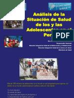 ANALISIS de SITUACION Salud de Los y Las Adolescentes y La Respuesta Del MINSA (1)