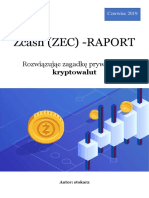 Zcash (ZEC) - RAPORT by stokarz