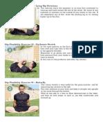 GMB Hip flexibility