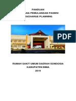 Panduan Discharge Planning Sondo