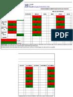 Cronograma Manutenção Veicular - CKS