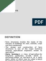 Shristi, Farm Structure