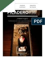 Revista Picadero 36