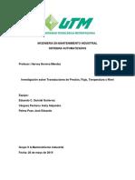 Investigacion Trnasductores 9A Mtto