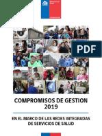 Orientaciones Técnicas Compromisos de Gestión 2019