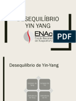 02. Desequilíbrio Yin e Yang