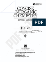 J.D. Lee Inorganic Chemistry PDF Downloaded From Pdf4jee