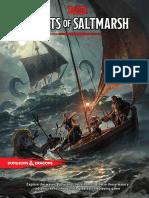 DnD 5e - Aventura - Ghosts of Saltmarsh