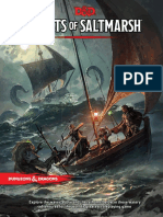 DnD 5e - Aventura - Ghosts of Saltmarsh