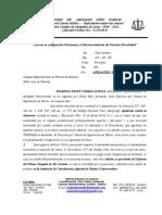 Apel.sent. Divorcio Correa Davila