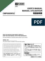 cmp5000Manual