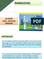 Franquicia Paul Aguilar