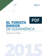 Turista Emisor Sudamerica 2015