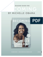 Becoming Michelle Obama Reading Guide