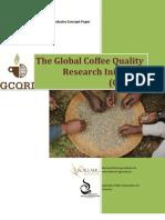 GCQRI Concept Paper
