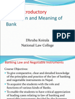 1.1. Origin and Meaning of Bank (1)
