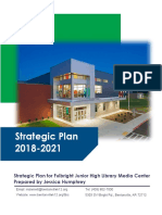 FJHS Library Wolf Den Strategic Plan 2018-2021