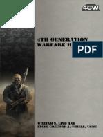 4th Generation Warfare Handbook - WIlliam Lind (2016).epub