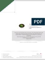 Estado Hídrico y Cambios Anatómicos en La Calabacita