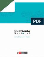 Curriculo Nacional de Edcaion Basica 2016