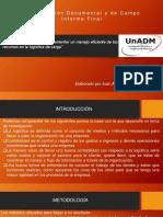 Presentación Juan Molina