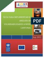 Analisis de Vulnerabilidades Sep-11