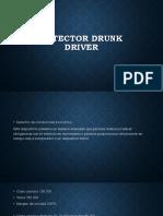 Detector Drunk Driver