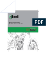 Bn 600 i Owner's Manual Manual Usuario r Ita Eng Fra Deu Esp