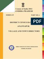 2822 Part a Dchb Anantapur