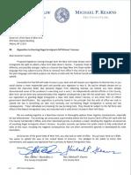 Mychajliw Kearns Letter to Gov. Cuomo