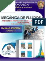 Purificacion Del Agua Mediante Filtro